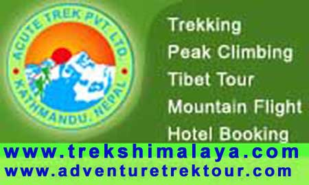 Trekking in Nepal|Travel Services | Tour Operators - Kathmandu