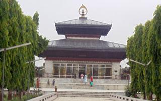 Vivah Mandap temple|Place of Worship | Temples - Janakpur